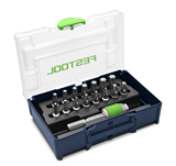 Festool bits sæt i micro systainer SYS-CE XXS